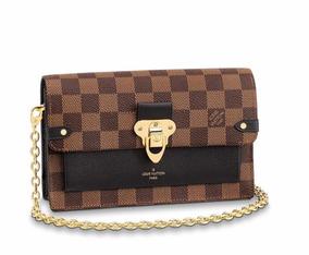e86d0f8ae Bolsa Clutch Louis Vuitton - Bolsas Femininas no Mercado Livre Brasil