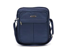 1215b7c9b Bolsa Carteiro Masculina Nike - Bolsas Azul escuro no Mercado Livre ...