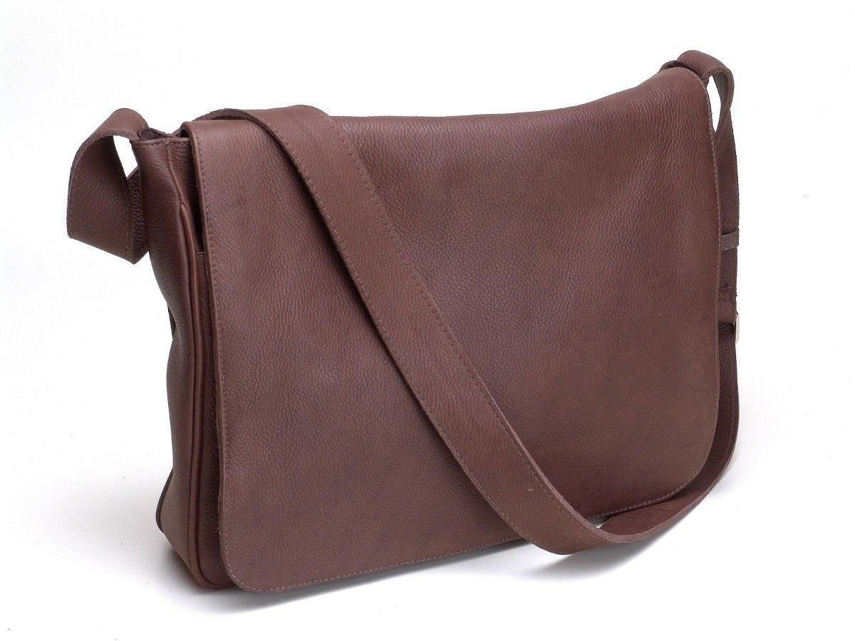 edebb7b2a6 bolsa carteiro masculina couro 100% legitimo genuino bovino. Carregando  zoom.