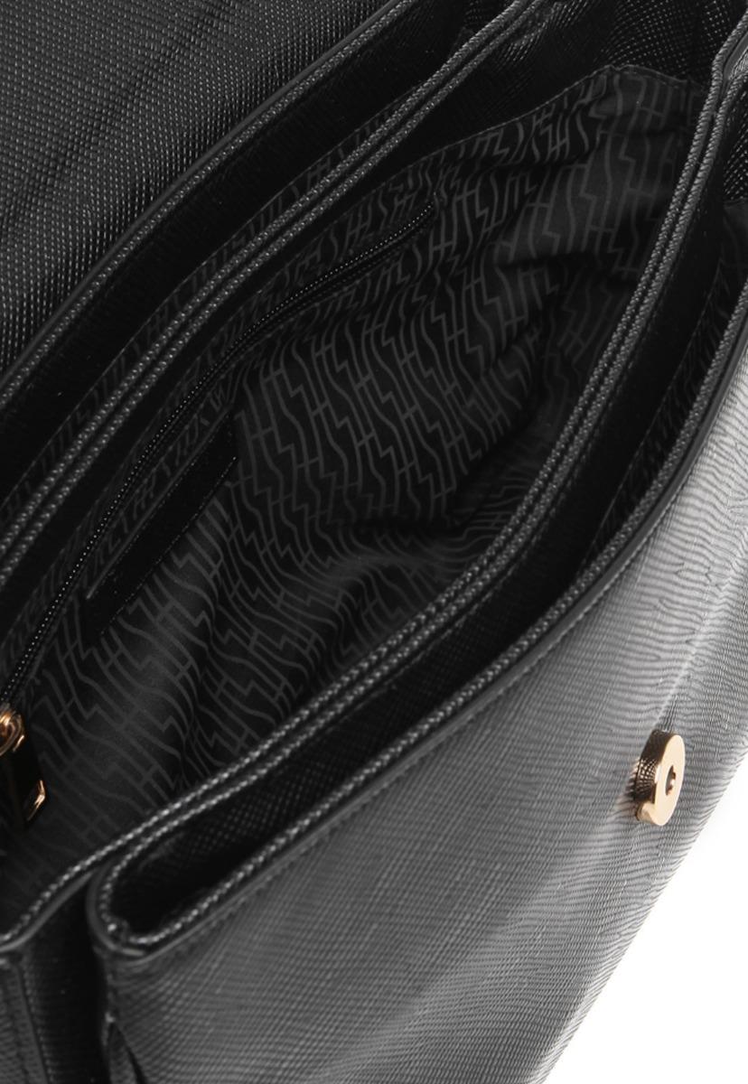 6084623cc bolsa carteiro santa lolla tag preto frete grátis original. Carregando zoom.