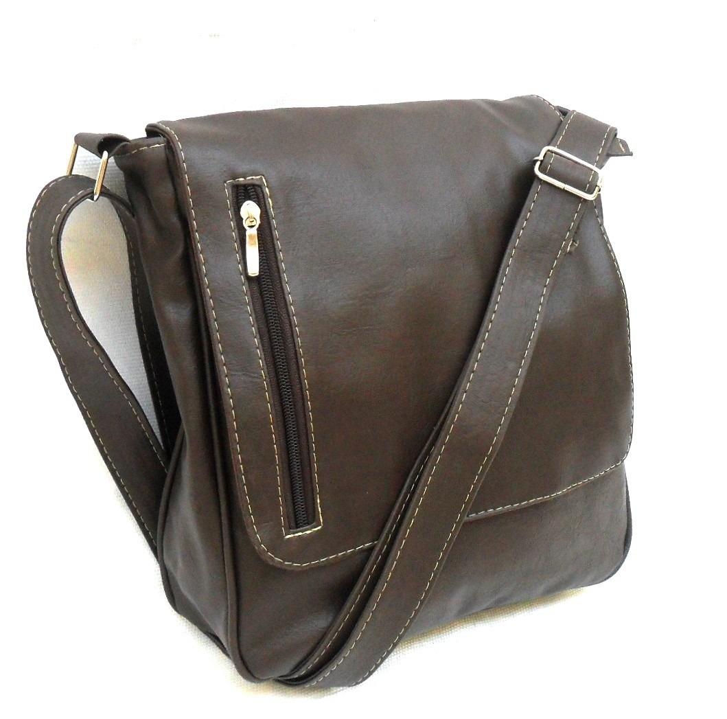 Bolsa Feminina A Tira Colo : Bolsa carteiro transversal feminina masculina tiracolo r