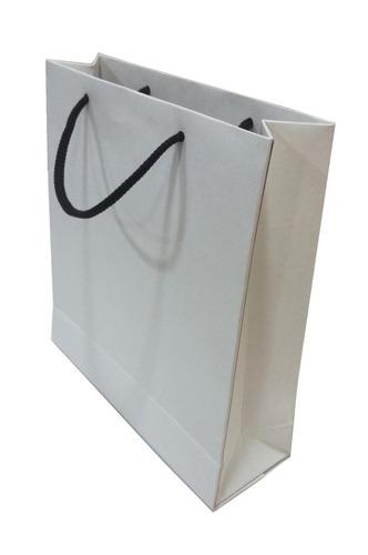 bolsa cartulina cartón regalo cosmetica alimento bijou ropa