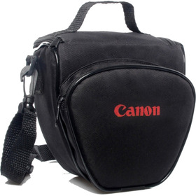 Bolsa Case Canon T2 T3 T4 T5 5d  60d G1x G15 Sx50 Sx500