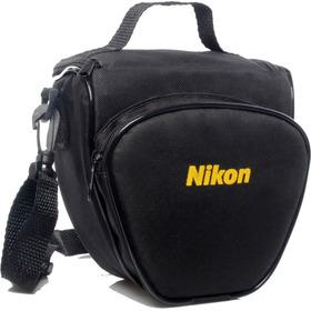 Bolsa Case Nikon Coolpix D320,, P500 530 600  L810 L830 B700