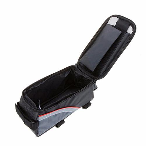 bolsa case porta celular suporte quadro bike bicicleta phone