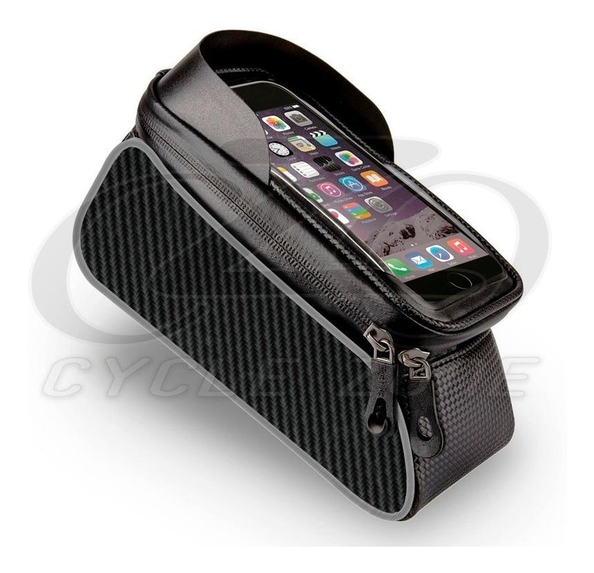 59571805620 bolsa case quadro bike celular, samsung s9 plus - iphone x. Carregando zoom.