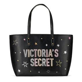 9ee1ad8b7 Bolsa Victoria Secrets Preta - Bolsa Victoria´s Secret Femininas no Mercado  Livre Brasil
