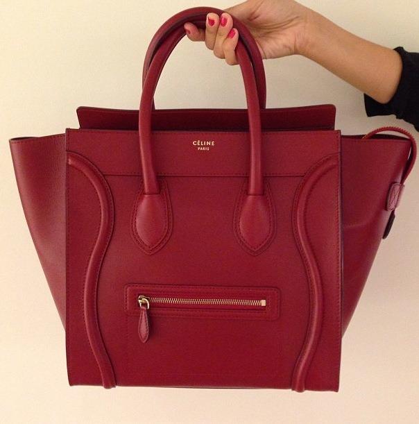 1ee581d79 Bolsa Celine Luggage! Pronta Entrega.100%original - R$ 2.200,00 em ...