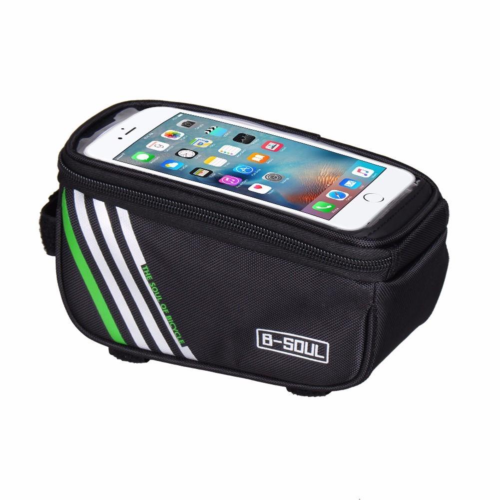 bolsa celular bike bicicleta apple iphone 6 plus 4 5. Carregando zoom. ff74fca8672