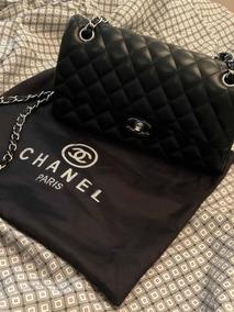 34e7a73d1 Bolsa Transversal Chanel Preta 2.55 - Bagagem e Bolsas no Mercado ...