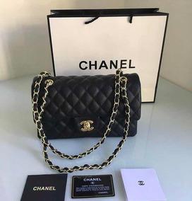ca3c19668 Bolsa Chanel Réplica Perfeita - Bolsa Chanel em São Paulo com o Melhores  Preços no Mercado Livre Brasil