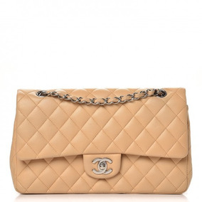 98f4954e5 Bolsa Inspirada Grife Channel Femininas Chanel - Bolsas de Couro ...