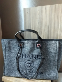 263239401 Bolsa Praia Chanel Original - Bolsa Chanel Femininas no Mercado ...