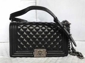 fbe33f7d2 Bolsa Chanel Falsa - Bolsas Femininas em Distrito Federal no Mercado ...