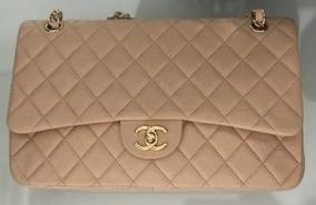 8792b1267 Chanel Linha Premium Bolsas - Bolsas Chanel de Couro no Mercado Livre Brasil