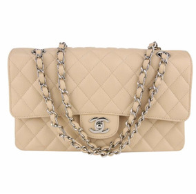 505d3ea4e Bolsa Chanel 2.55 Falsa - Bolsas de Couro Sintético no Mercado Livre ...