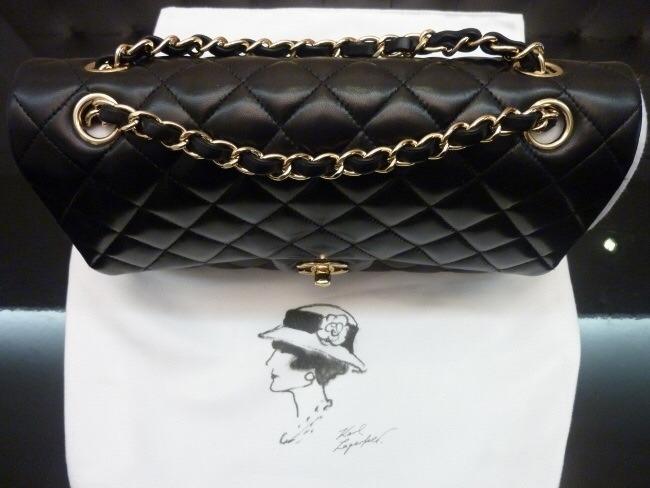 32a522dbc Bolsa Chanel Classic Flap Preta Original - R$ 13.400,00 em Mercado Livre