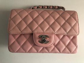 e71d790e1 Bolsa Clutch Chanel - Calçados, Roupas e Bolsas no Mercado Livre Brasil