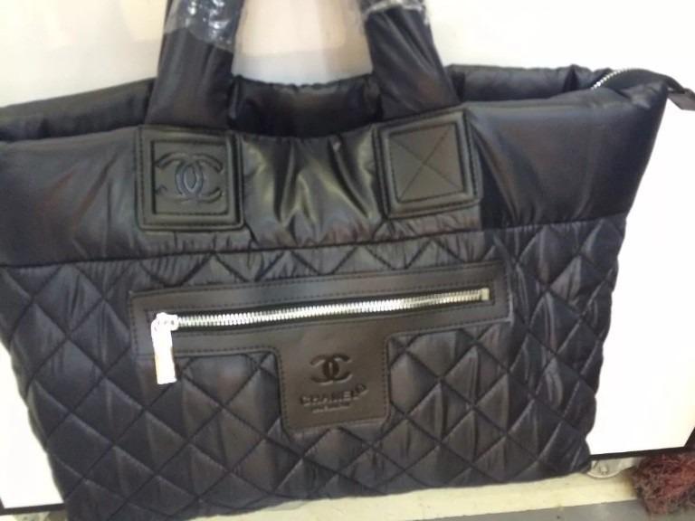 531d52b438a Bolsa Chanel Coco Cocoon Preta - Pronta Entrega - R  2.099