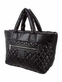 b7dc06675 Bolsa Chanel Nylon - Bolsas no Mercado Livre Brasil