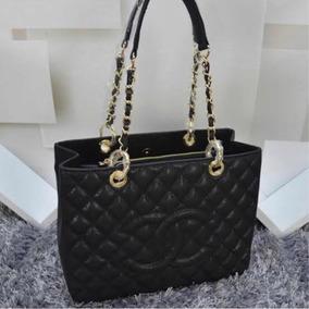 eaab8fdea Bolsa Chanel Grand Shopping Tote - Bolsas no Mercado Livre Brasil