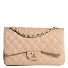 7f7381a31 Bolsa Ba Colcci Bowling Femininas Chanel - Bolsas de Couro Nude no ...