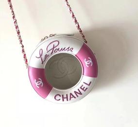 f3d30f1cd7 La O Chanel Molde - Calçados, Roupas e Bolsas com o Melhores Preços no  Mercado Livre Brasil
