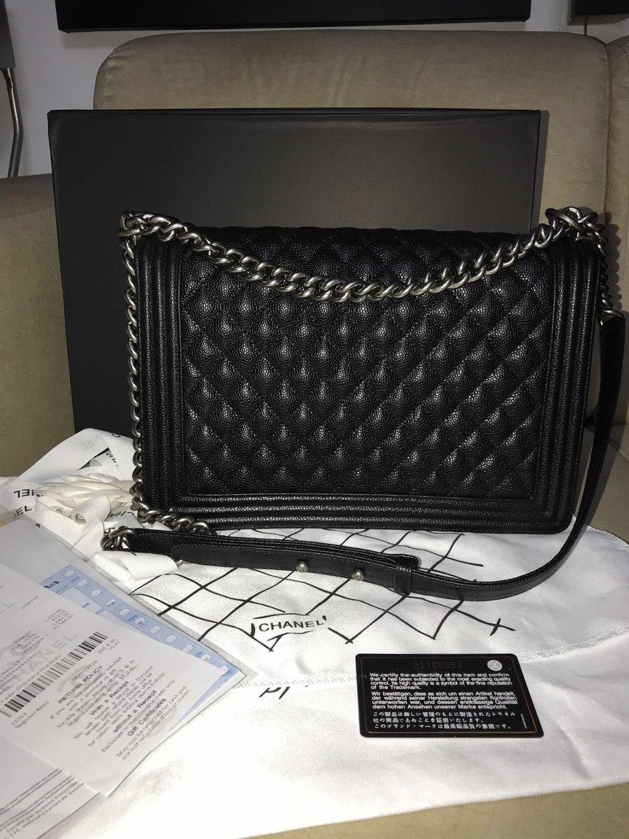 973f15658c89 Bolsa Chanel Le Boy 30cm - R$ 1.900,00 em Mercado Livre