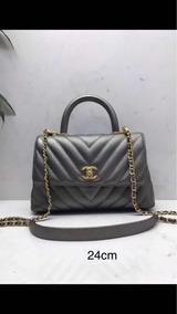 967581093 Bolsa Chanel Inspirada No Modelo - Bolsas Femininas no Mercado Livre ...