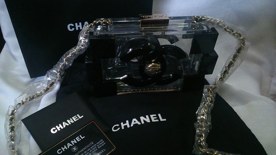 40540d98e Bolsa Chanel Original Lego Sedex Grátis!! - R$ 2.999,00 em Mercado Livre