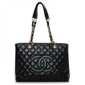 520442a34 Bolsa Chanel Shopper Caviar - Bolsas no Mercado Livre Brasil