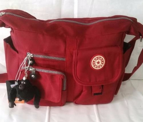 bolsa chaveiro macaco transversal escolar juvenil feminina