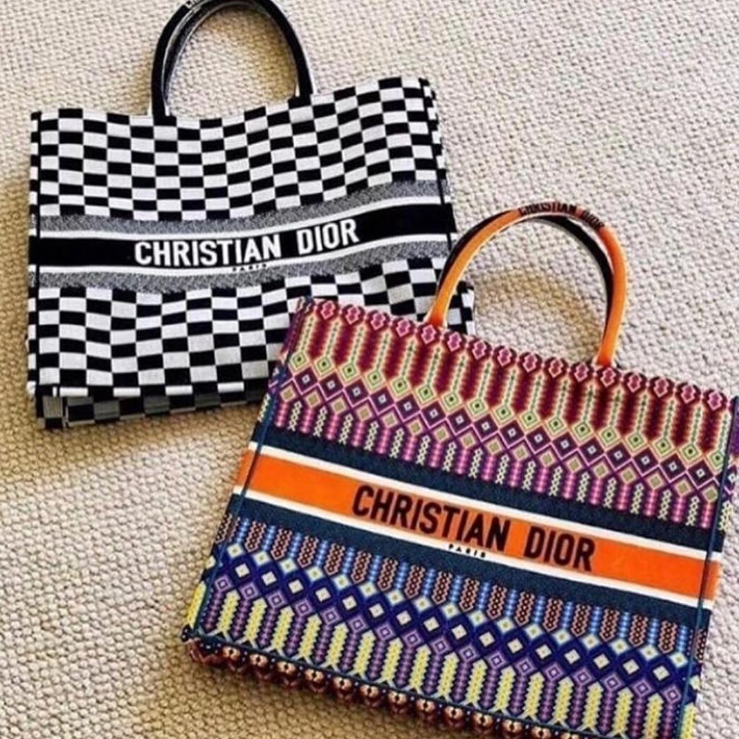 2d9a186a8 Bolsa Christian Dior - R$ 1.450,00 em Mercado Livre