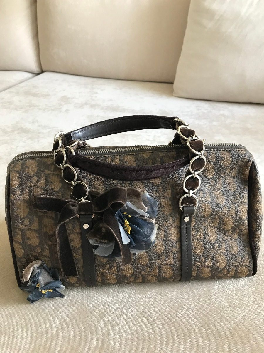 b35e5ea5b Bolsa Christian Dior - R$ 500,00 em Mercado Livre