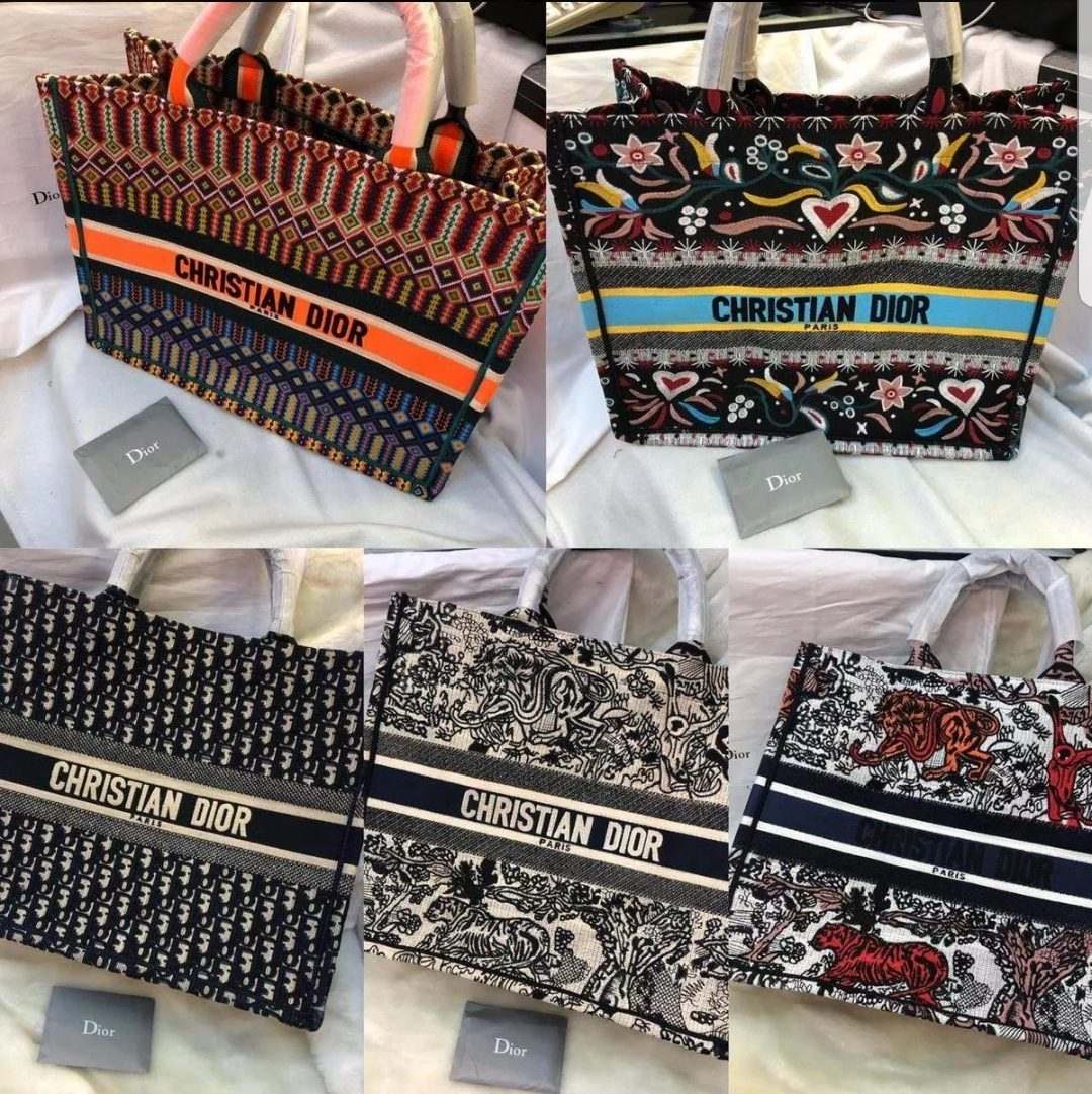 baf5a7442 Bolsa Christian Dior - R$ 1.800,00 em Mercado Livre