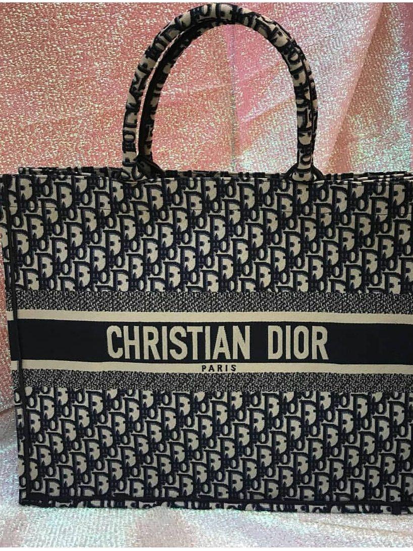 106deb746 Bolsa Christian Dior Lona - R$ 3.500,00 em Mercado Livre