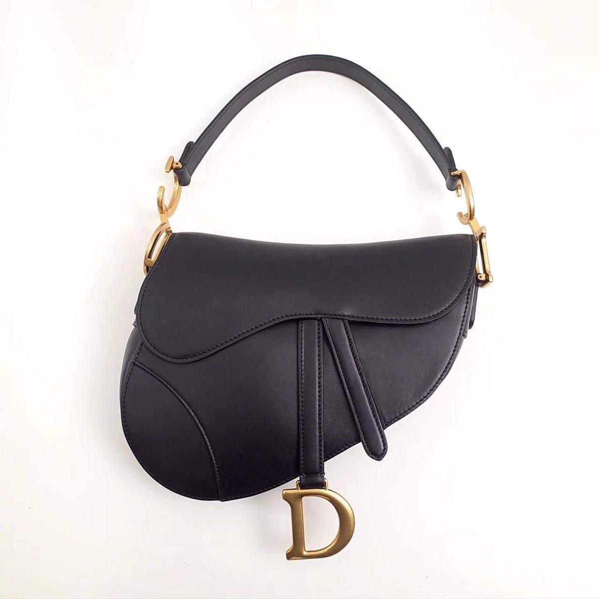 7a35929bf Bolsa Christian Dior Saddle Pronta Entrega Nova - R$ 2.100,00 em ...