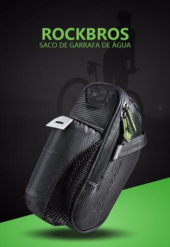 bolsa ciclismo alta qualidade impermeável multifuncional