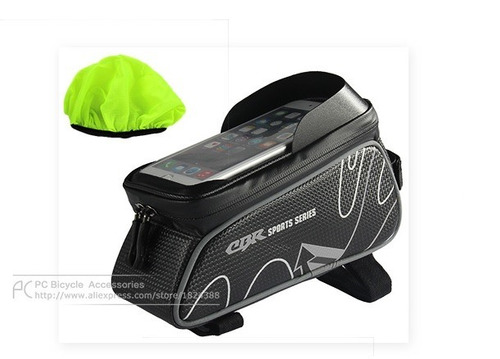bolsa ciclismo selim cbr sports series p/ smartphone