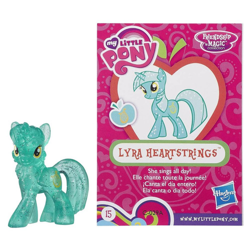 bolsa ciega my little pony friendship is magic collection