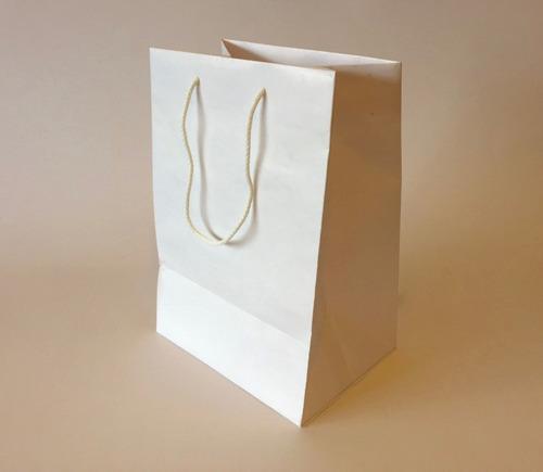 bolsa clásica premium c/ cordón 18x25x35cm - 125 bauletto