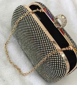 220e09c67 Bolsa Mão Dourada - Bolsa Outras Marcas Cinza escuro em São Paulo no ...