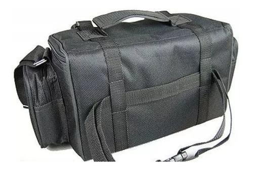 bolsa câmera acessórios