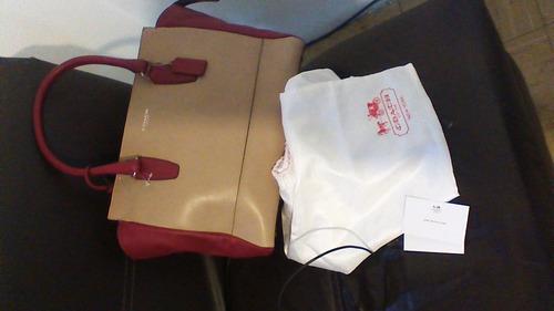 bolsa coach  de tienda palacio  de hierro   nueva
