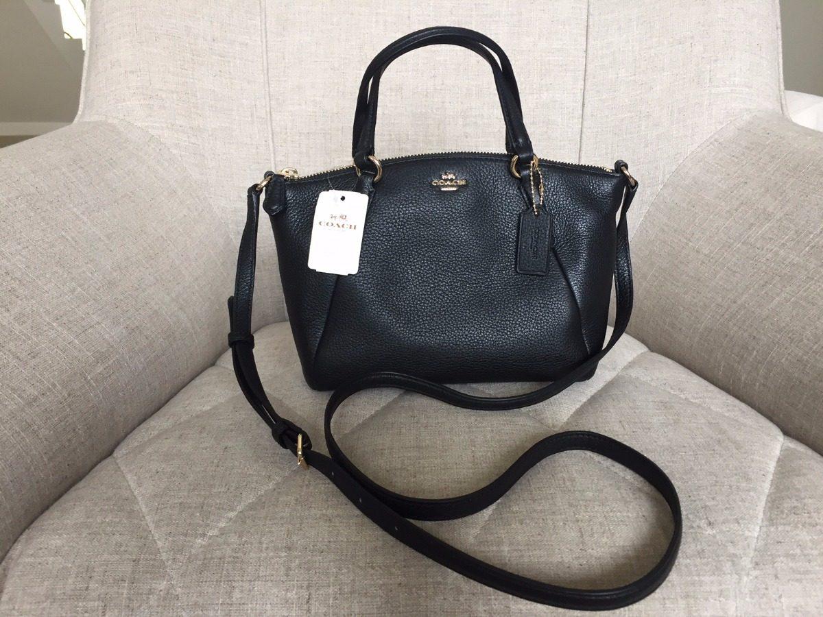 3da180cbe bolsa coach original nova com etiqueta- mini kelsey satchel. Carregando  zoom.