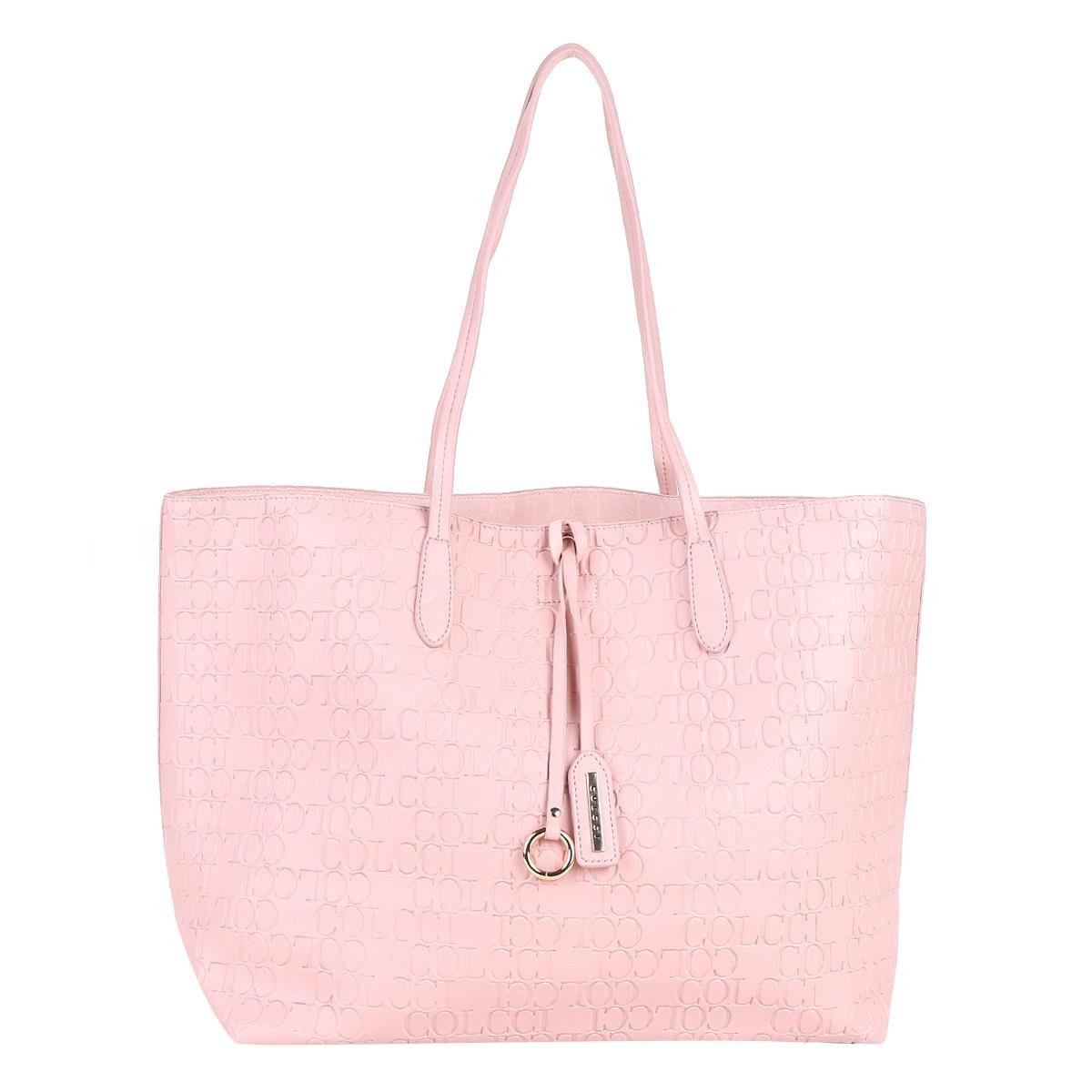b8a1e3411 bolsa colcci tote shopper logo feminina - tamanho único. Carregando zoom.