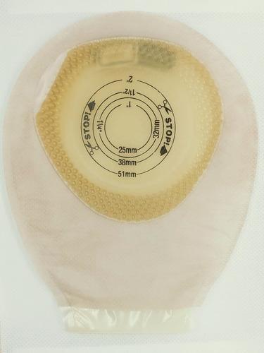 bolsa colectora hollister pediatrica