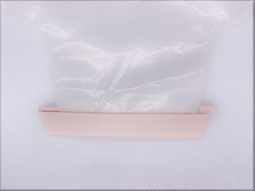 bolsa colectora sin filtro hollister cierre de pinza