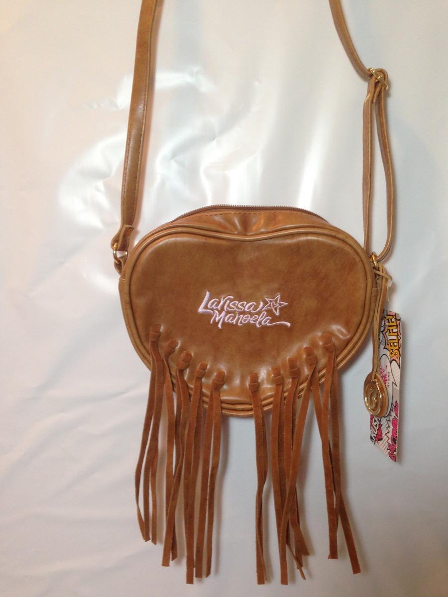 Bolsa Com Franja Larissa Manoela - R  63,80 em Mercado Livre ee4805516f