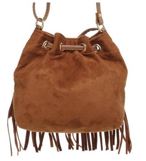 Bolsa Com Franjas Larissa Manoela - R  77,99 em Mercado Livre add1777cd6